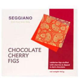 Seggiano A337 Seggiano Chocolate Cherry Figs 12x 140 gram