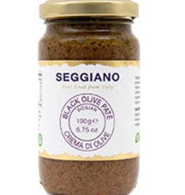 Seggiano A1705 100% Black Olive Pate