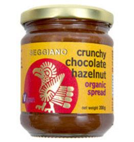 Seggiano A327 Organic Classis Crunchy Choc Hazelnut Spread