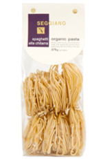 Seggiano S302 Organic Spaghetti alla Chitarra 375 gr per 12