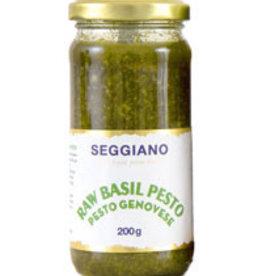 Seggiano A289 Raw Basil Pesto Genovese