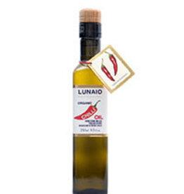 Lunaio S198 Organic Extra Virgin Olive Oil + Chili