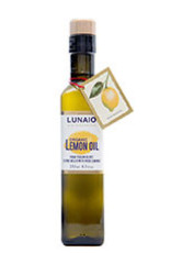 Lunaio S197 Organic Extra Virgin Olive Oil + Lemon 250 ml per 6