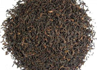 Caffeïne vrije zwarte thee