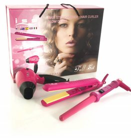 ISO Professional Full Set Roze