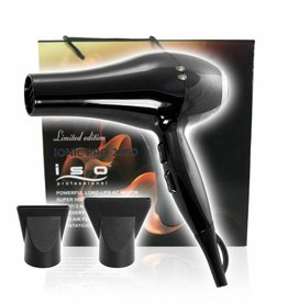 ISO Professional Hair Dryer Black