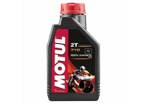 Motul 710 2T mengsmering 1 liter