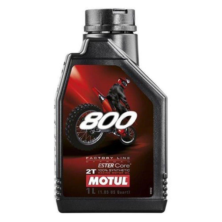 Motul 800 2T mengsmering 1 liter