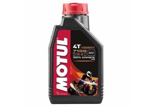 Motul 7100 4-takt 5W40 motorolie 1 liter