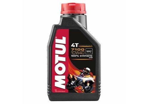Motul 7100 4-takt 10W40 motorolie 1 liter
