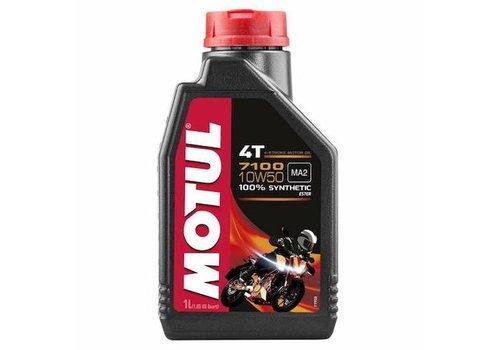 Motul 7100 4-takt 10W50 motorolie 1 liter