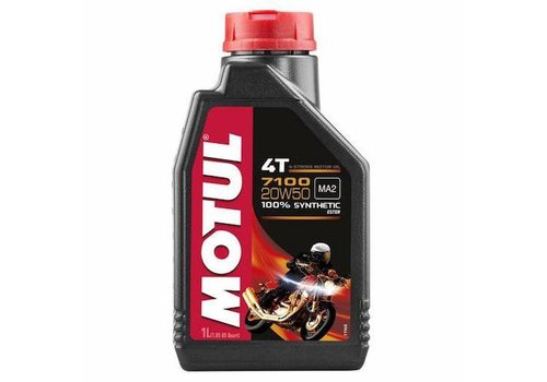 Motul 7100 4-takt 20W50 motorolie 1 liter