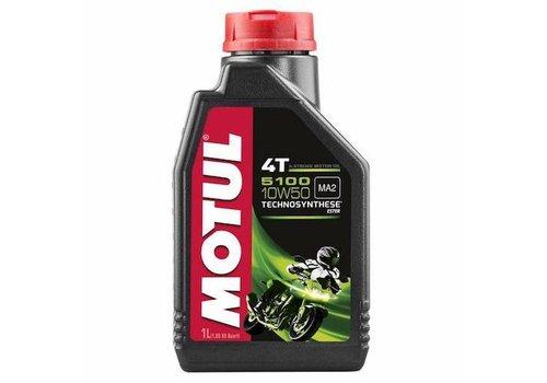Motul 5100 4-takt 10W50 motorolie 1 liter