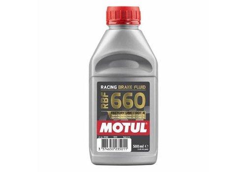 Motul DOT 4 RBF 660 remvloeistof 500 ml