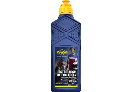Putoline Ester Tech 4+ 10W-50 motorolie 1 liter