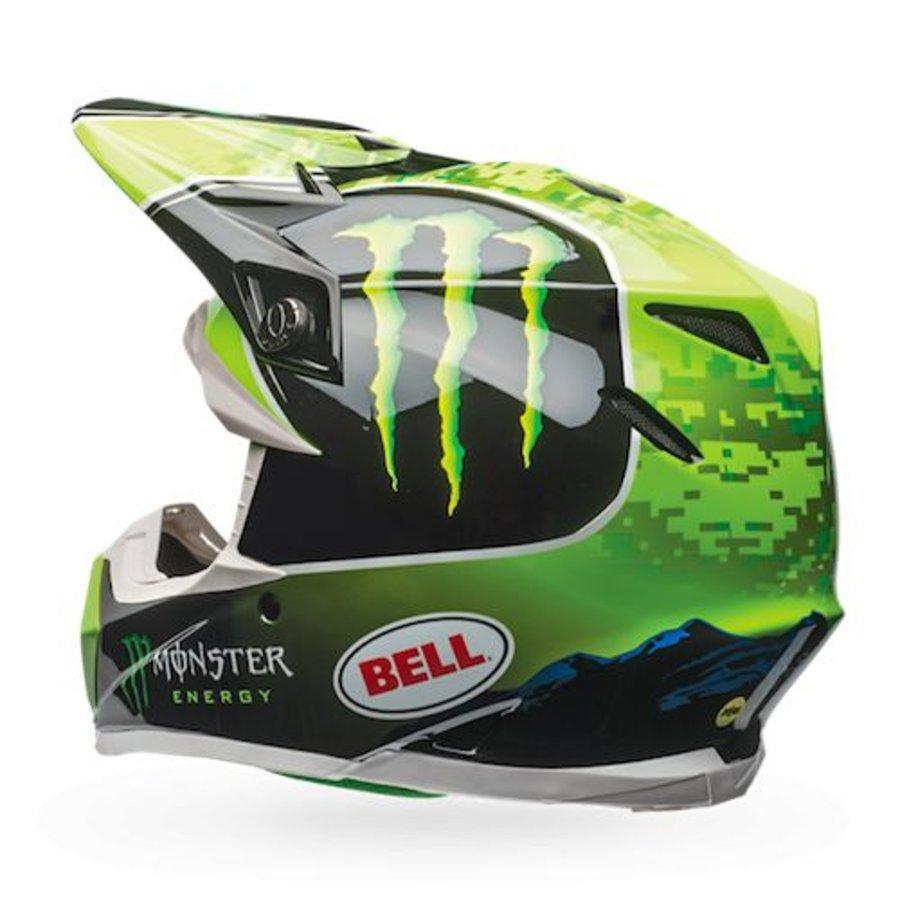 Bell Helmet Moto-9 Tomac Replica 17.2 Gloss crosshelm