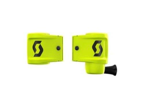 Scott Recoil Xi roll-off set incl. anti plak strip neon yellow