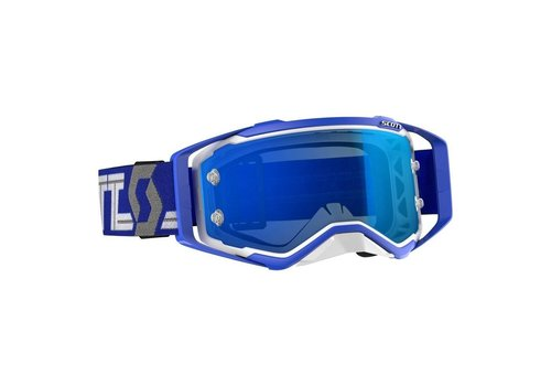 Scott Prospect crossbril - wit/blauw