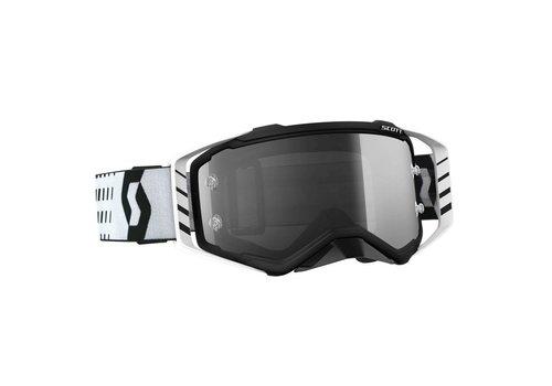 Scott Prospect crossbril sand dust LS - zwart/wit