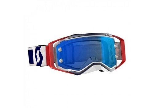 Scott Prospect crossbril - rood/blauw