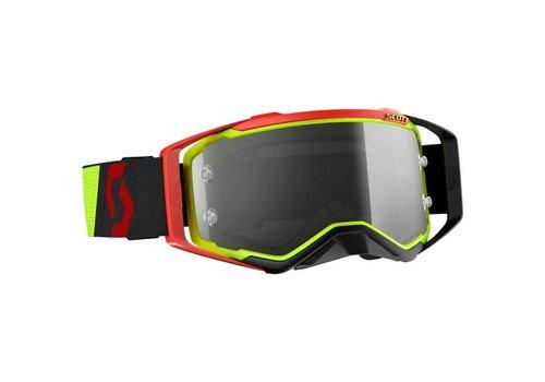 Scott Prospect LS crossbril - geel/rood