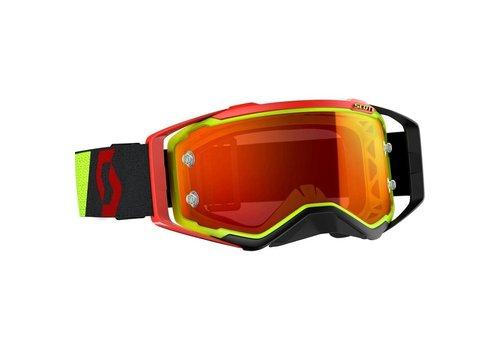 Scott Prospect crossbril - geel/rood