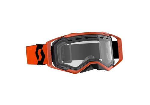 Scott Prospect enduro crossbril - zwart/oranje