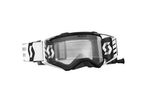 Scott Prospect WFS crossbril - zwart/wit