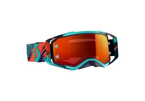 Scott Prospect crossbril - blauw/oranje
