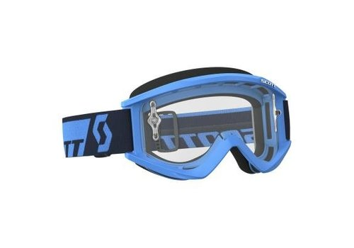 Scott Recoil Xi crossbril - blauw