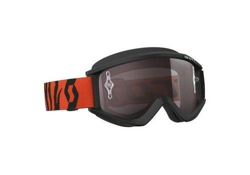 Scott Recoil Xi crossbril - zwart/oranje