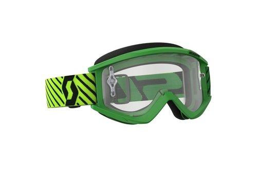 Scott Recoil Xi crossbril - groen/geel
