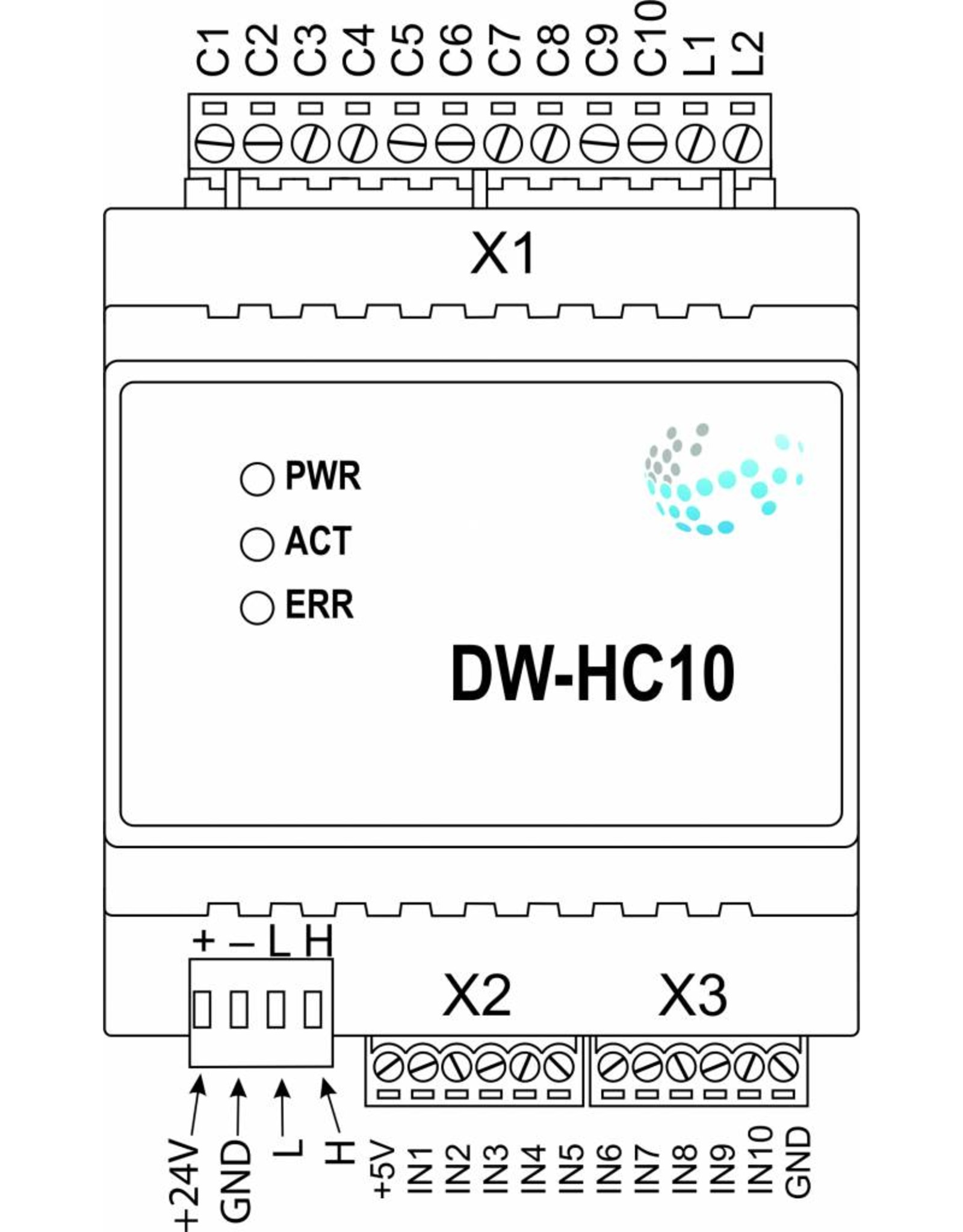 Larnitech DW-HC10