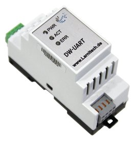 Larnitech DW-UART - DIN-rail UART-interface