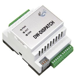 Larnitech DW-DISPATCH - DIN-rail metering module