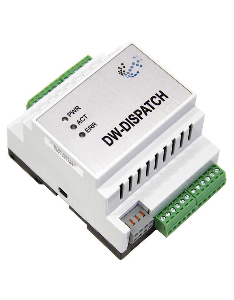 Larnitech DW-DISPATCH - DIN-rail metering module
