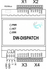 Larnitech DW-DISPATCH