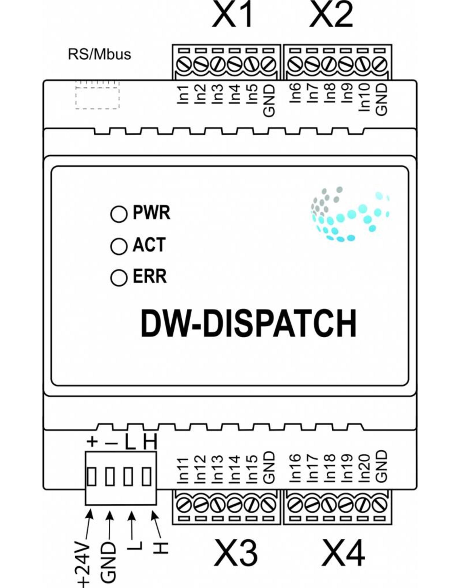 Larnitech DW-DISPATCH