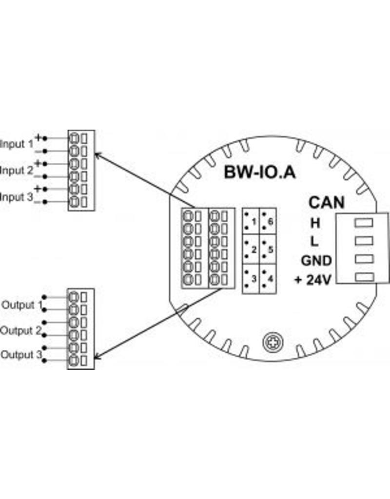 Larnitech BW-IO