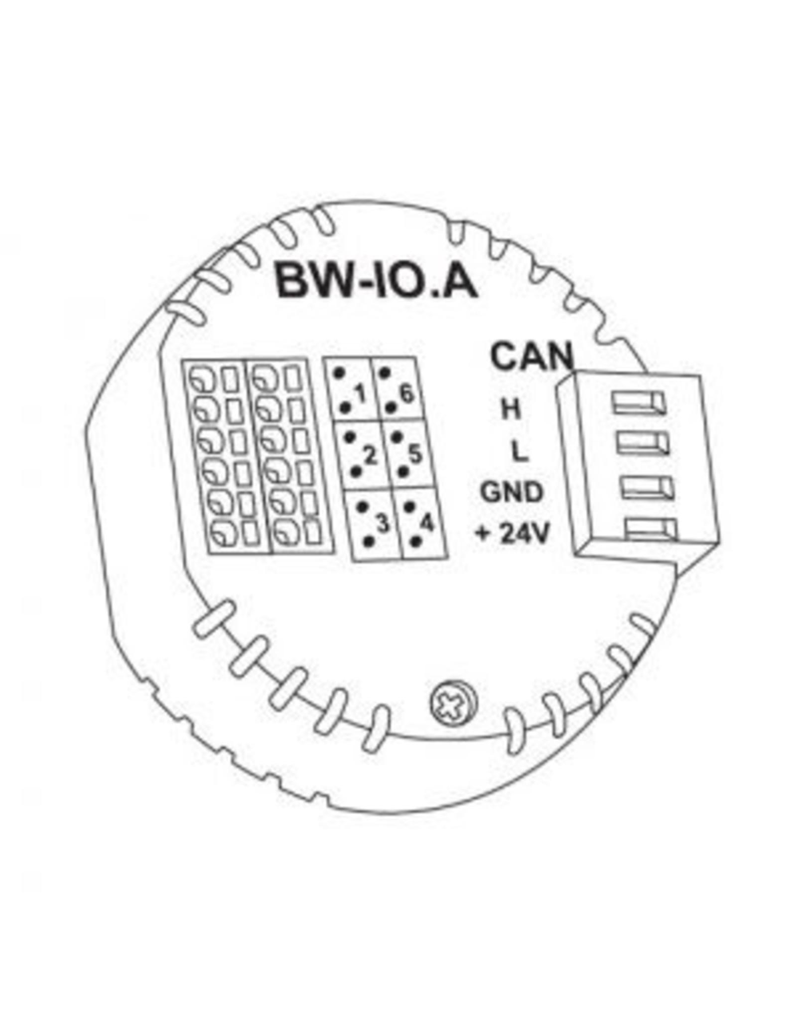 Larnitech BW-IO - Inbouw IO-interface