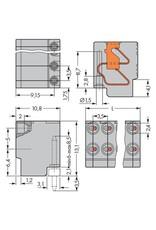 Larnitech CAN-bus connector - de schakel tussen je bedrading en je Larnitech installatie!