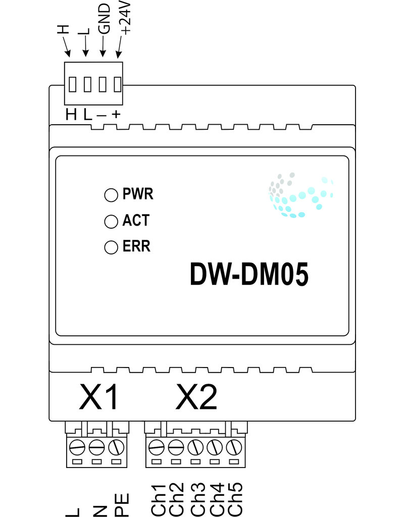 Larnitech DW-DM05