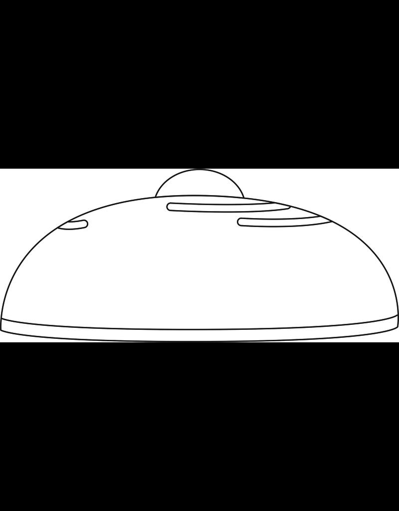 Larnitech CW-HTMLII - Sensor voor temperatuur,  luchtvochtigheid, beweging, lichtsterkte en tevens infraroodzender - Copy