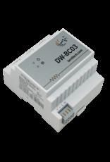 Larnitech DW-BC03 - 3 kanaals DIN-rail module voor rolluiken e.d.