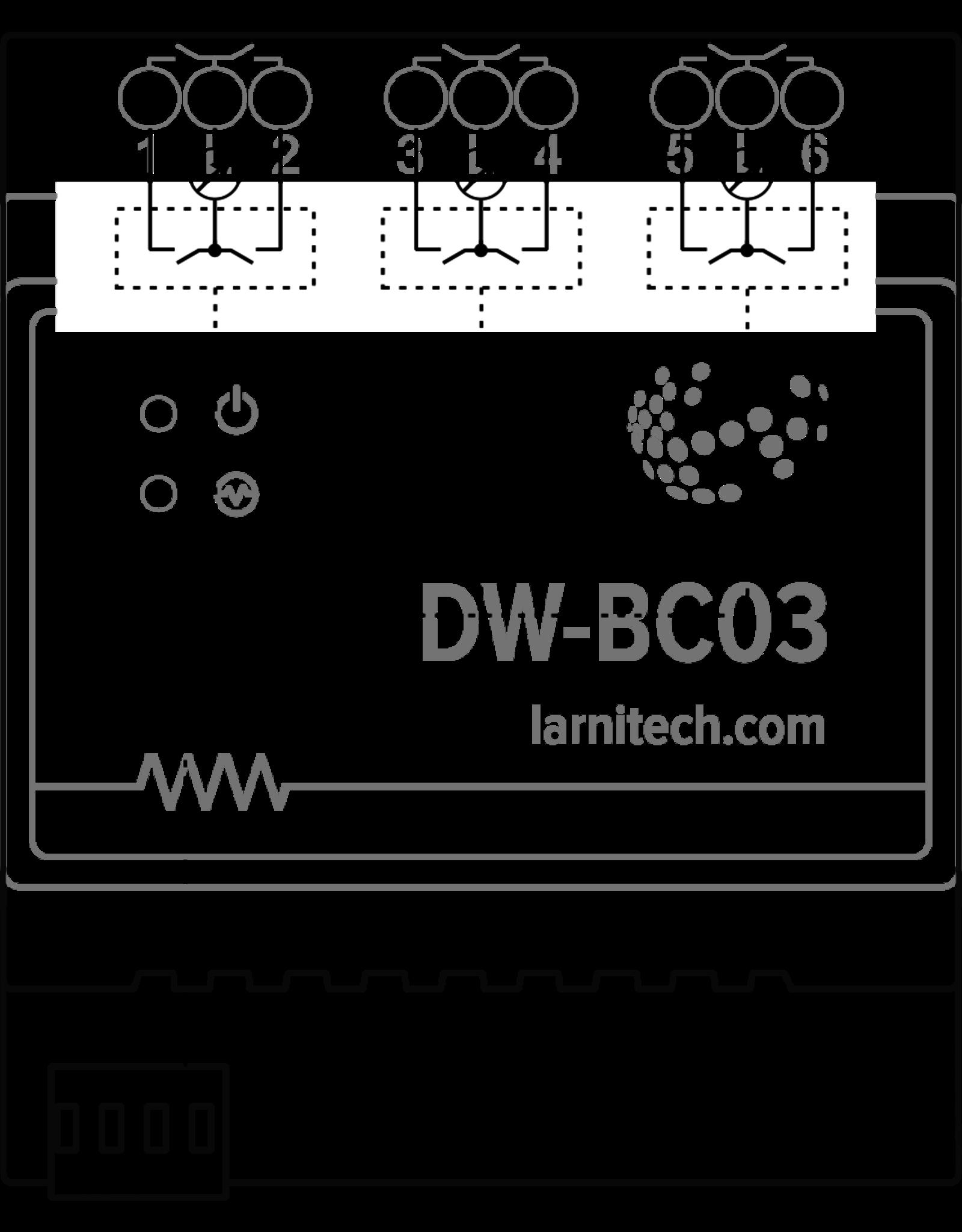 Larnitech DW-BC03