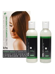 KHS Salt Free Shampoo & Conditioner 2 x 200ml Kit KHS