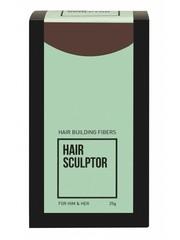 HAIR SCULPTOR DONKER BRUIN HAIR BUILDING FIBERS 25GR