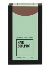 HAIR SCULPTOR LICHT BRUIN HAIR BUILDING FIBERS 25GR