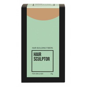 HAIR SCULPTOR BLOND HAIR BUILDING FIBERS 25GR