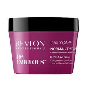 Revlon Be Fabulous Daily Care Normal/Thick Cream Mask